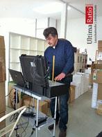 Experte bei Messarbeiten  bei Lauschabwehr und Abhörschutz