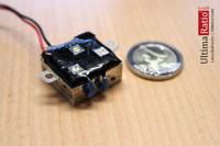 Wanze für Einbau in Lampen, Lautsprecherboxen etc., bzw. mit Stromanschluss